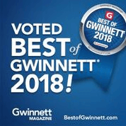 Voted Best of Gwinnett 2018